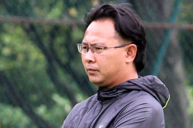 Malaysia coach Ong Kim Swee looks for a bright side at AFC U-23 Championship
