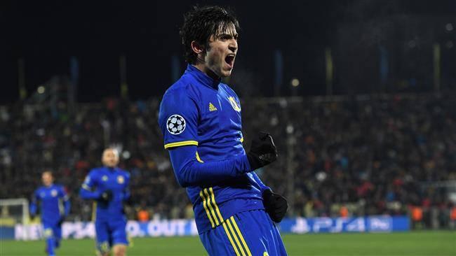 Sardar Azmoun set to join Lazio in record deal
