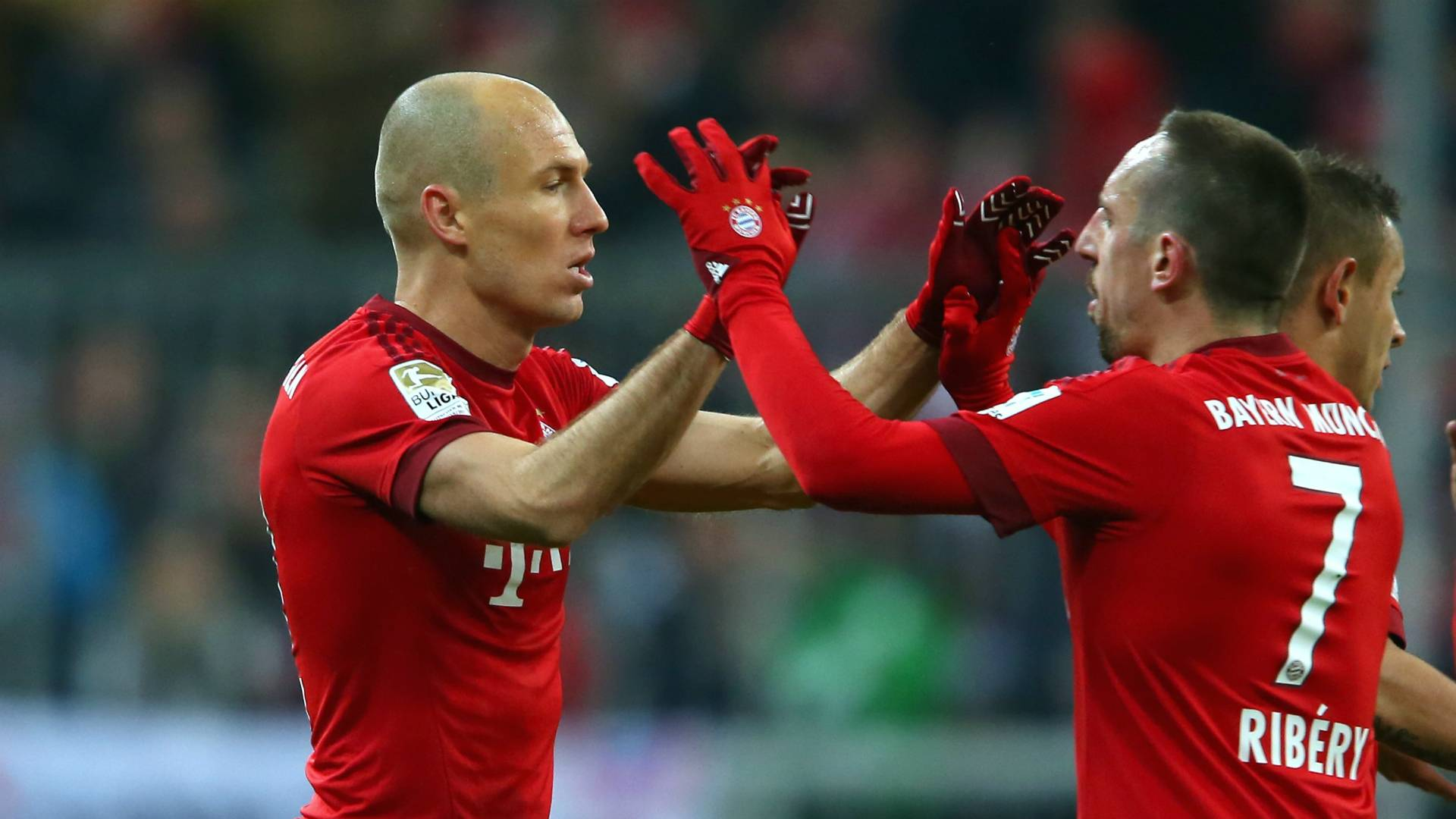 Arjen Robben and Franck Ribery considered 'too old to play' in China