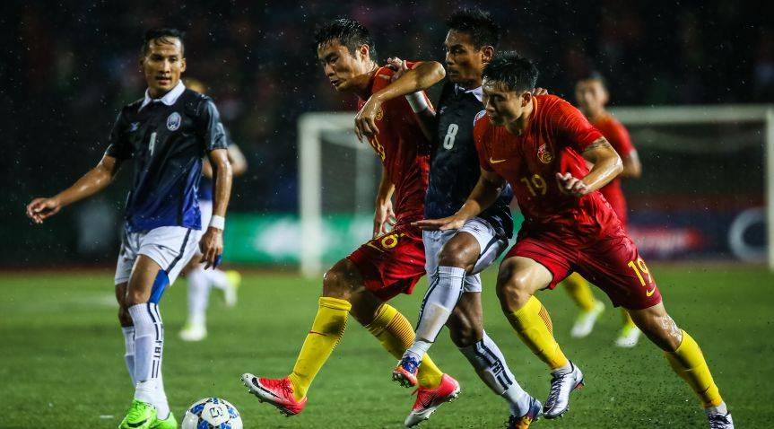 China U-23 head coach: Even Japan will face lots of difficulties against Cambodia