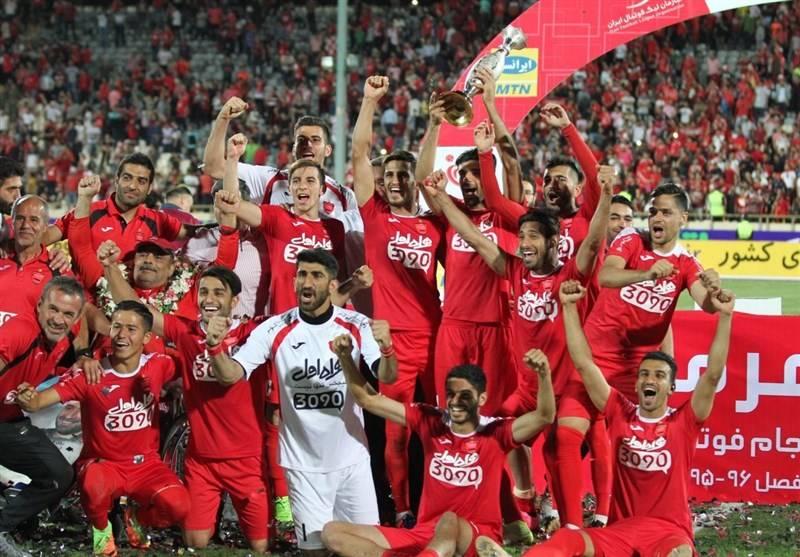 Persepolis crowned Iran's Super Cup champion