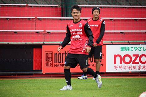 Chanathip Songkrasin impresses in J1 League debut
