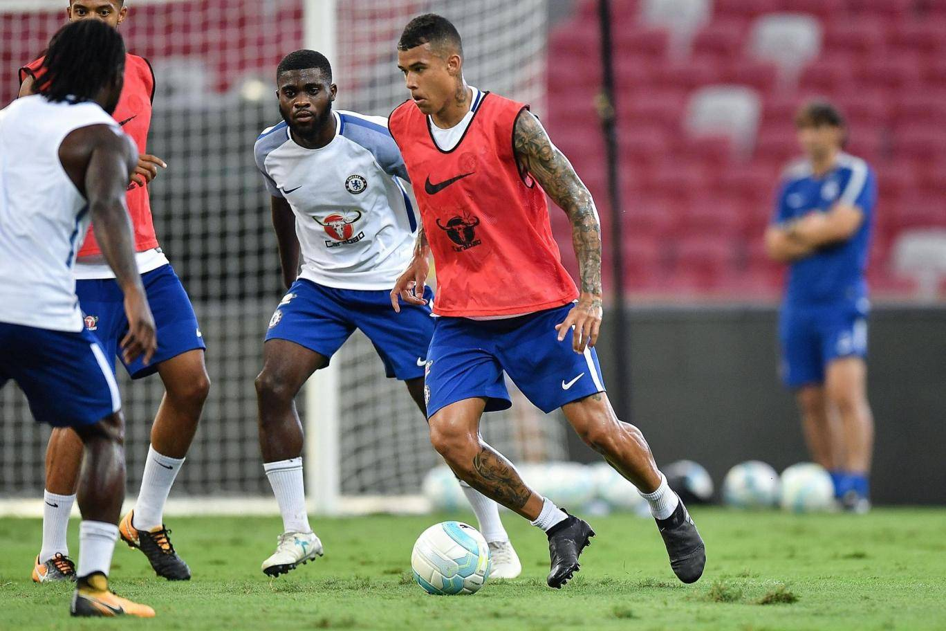 Kenedy sent home from Chelsea's pre-season tour over offensive posts to Chinese
