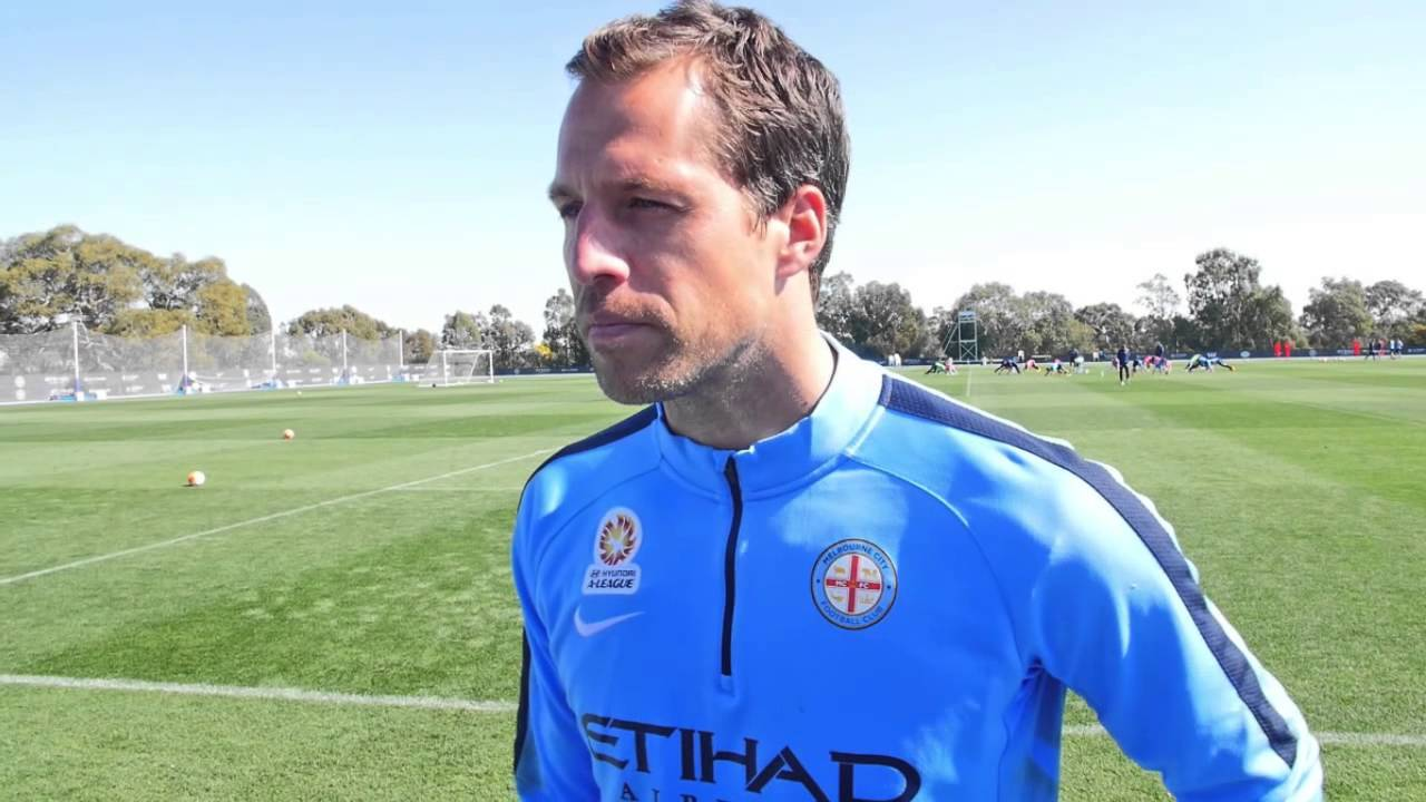 Melbourne City goalkeeper Thomas Sorensen retires