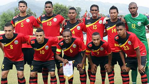 Timor Leste U-22 include three 15-year-old players for the qualifier against Vietnam