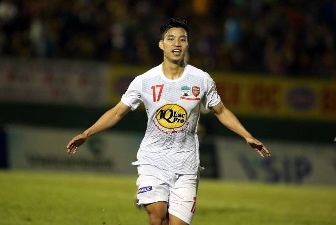 Hoang Anh Gia Lai rejects offer from FK Vojvodina for Vu Van Thanh