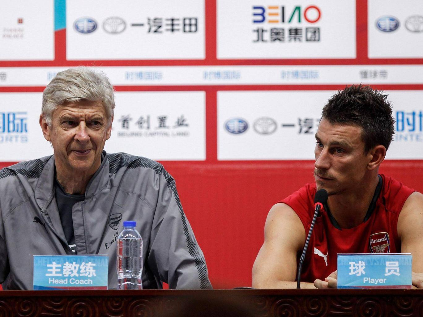 Arsene Wenger: Chinese Super League needs to raise domestic profile and improve academies
