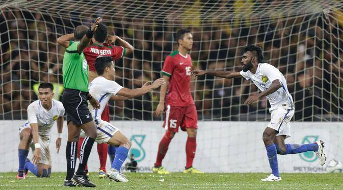 Thanabalan header secures SEA Games final spot for Malaysia