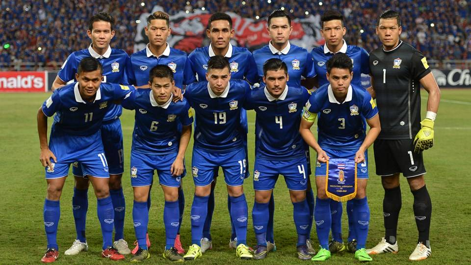 Thailand head coach Milovan Rajevac names 25 players for final 2018 World Cup qualifiers