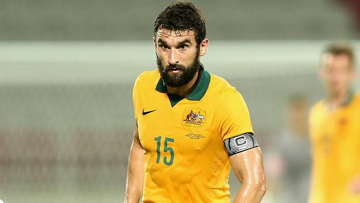 Australia coach: There would be a chance for captain Jedinak if he got through club duty