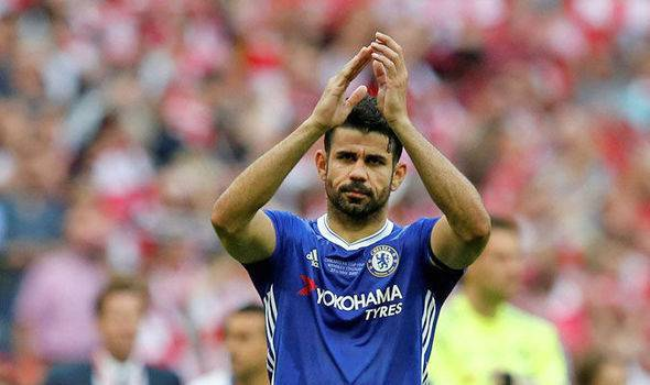 Diego Costa turns down mega-money offers from Shanghai SIPG and Tianjin Quanjian