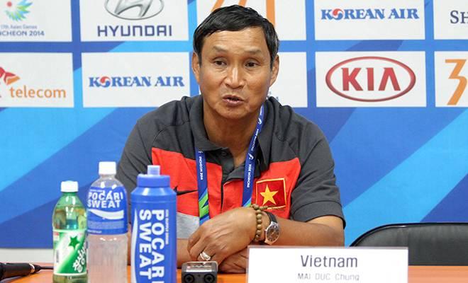 Vietnam coach Mai Duc Chung names two most dangerous Cambodia players