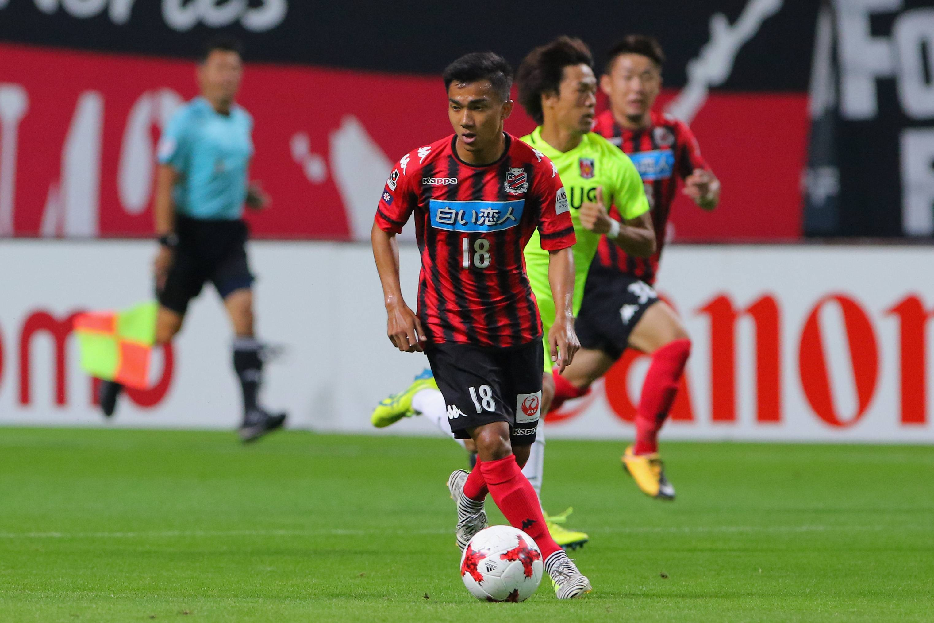 J.League official: Five Thai footballers set to join J ...