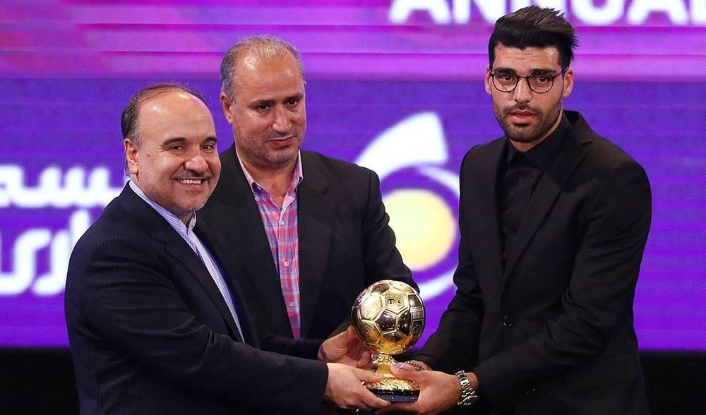 Persepolis striker Mehdi Taremi wins Iran player of the year