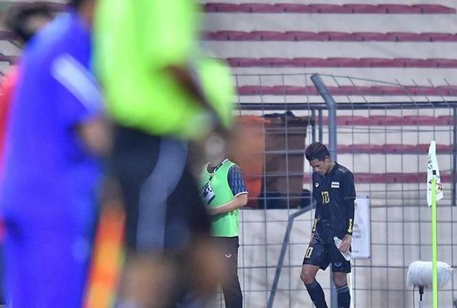 Thailand will miss midfielder Chaiyawat Buran in 2 crucial SEA Games matches