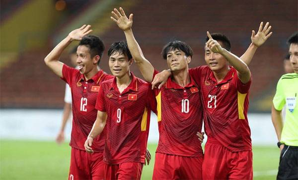 Vietnam continue to impress with dominant 4-0 victory over the Philippines