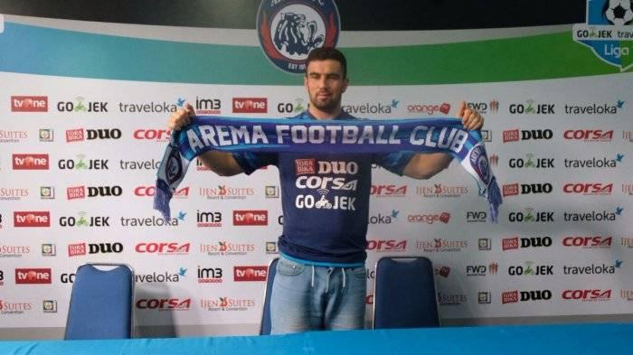 Turkmenistan skipper Ahmet Atayew joins Arema FC