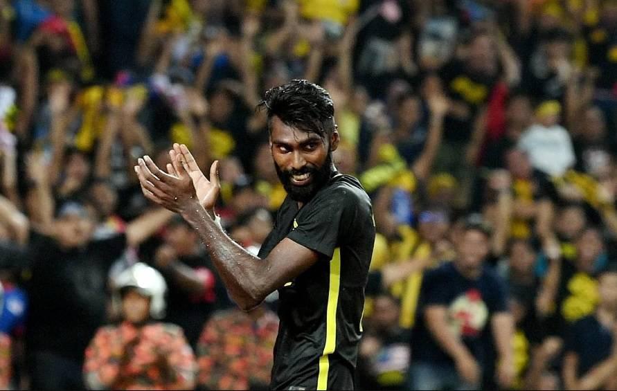 "Thailand U-22 defender ""not worried"" about Malaysian striker Thanabalan"