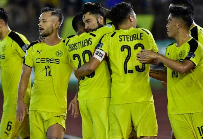 Ceres-Negros defeat Home United to become AFC Asian Cup ASEAN Zone Champions