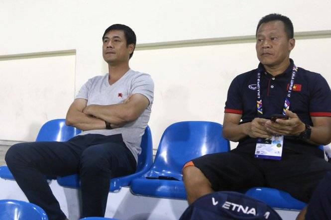 Vietnam U-22 coach talks about Cambodia's defensive weaknesses after watching session
