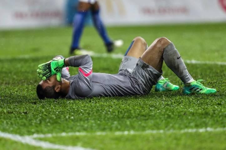 """Malaysia U-22 goalkeeper coach: I could sense """"something bad"""" happen for Haziq Nadzli"""