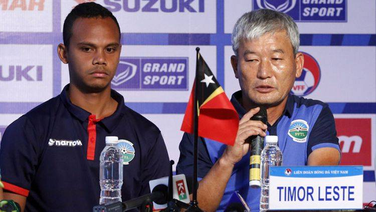 Timor Leste U-22 coach: Our players could not control their emotions