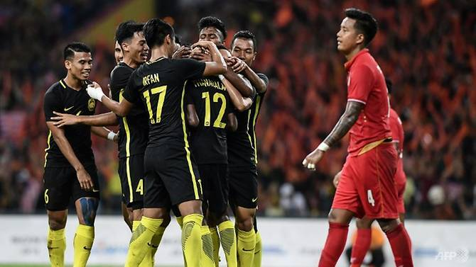 Two Myanmar fans assaulted after Malaysia defeat