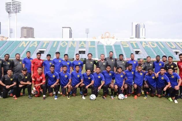 Football Association of Malaysia receive RM4 million as reward for U23 team's success