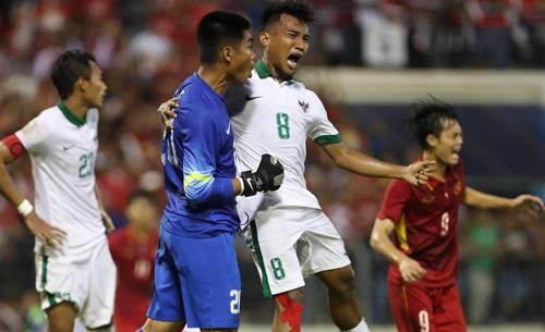 Indonesia U-22 coach: We won over Vietnam on the spiritual side