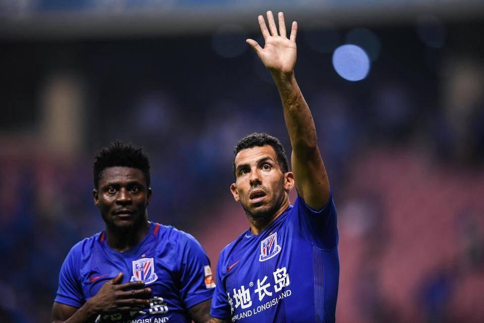 "Shanghai Shenhua fans urge ""homesick boy"" Carlos Tevez not to return to China"