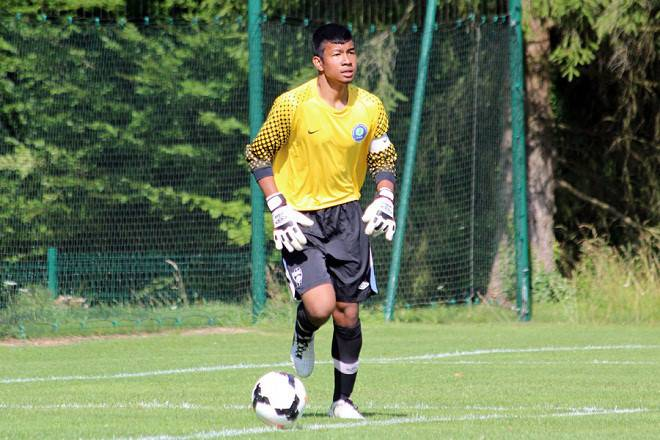 Thailand U-22 goalkeeper: Vietnam won't stand a chance against us
