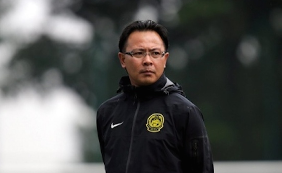 Coach Ong Kim Swee: We cannot blame our goalkeeper