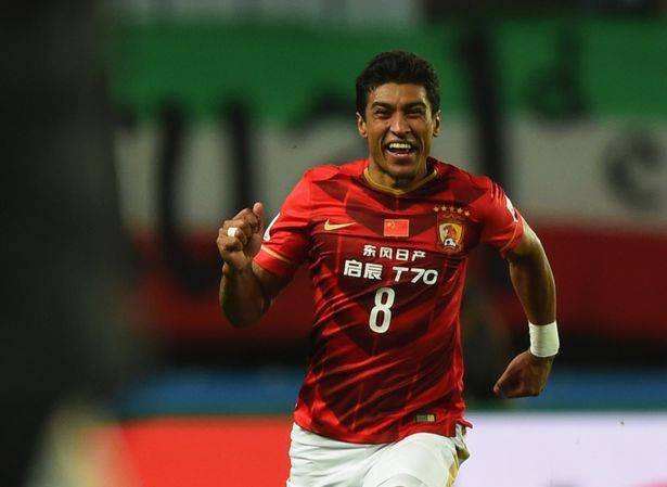 Andre Villas-Boas: Paulinho's move to Barcelona shows Chinese football strength