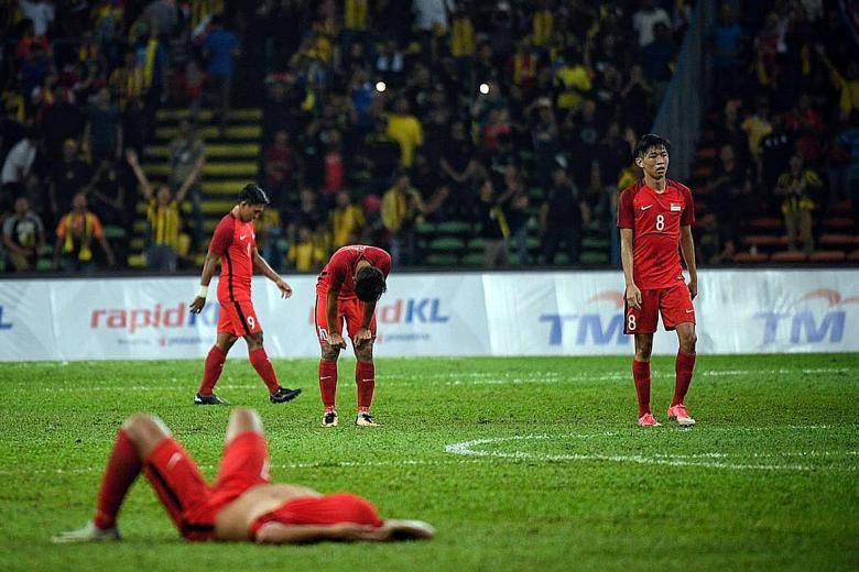 Singapore FA president determined to lift up national football