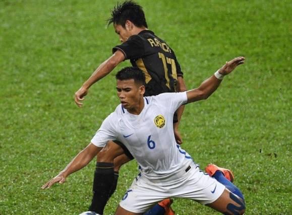 Malaysia U-22 striker Safawi Rasid apologizes for the team's failure at SEA Games final