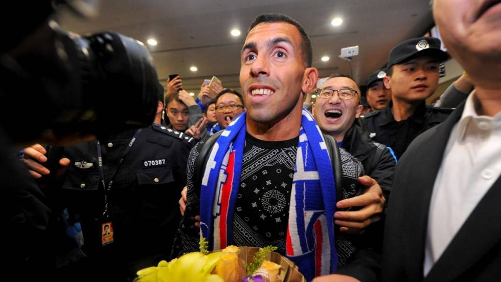 Boca Juniors urge Shanghai Shenhua to pay remaining fee from Carlos Tevez's transfer
