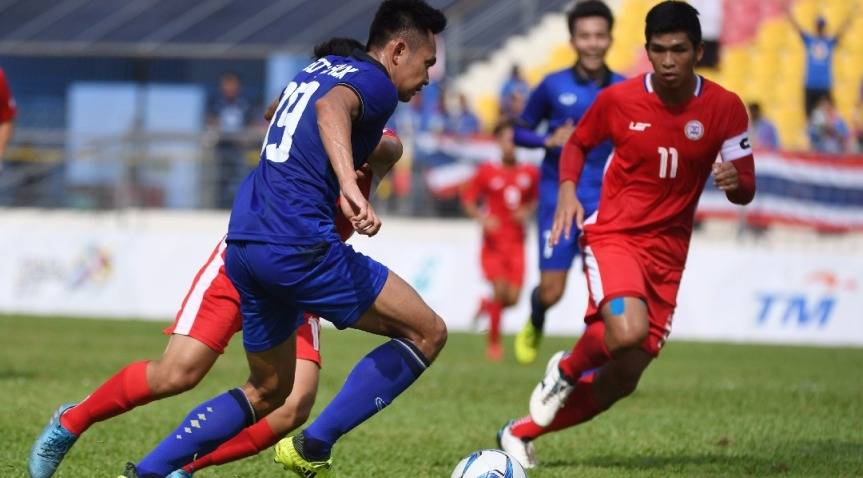 Thailand U-22 beat Philippines to come close to semi-final berth