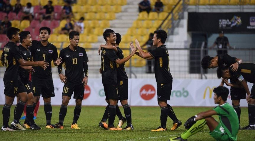 Thailand U22 cruise past Cambodia in comfortable 3-0 victory