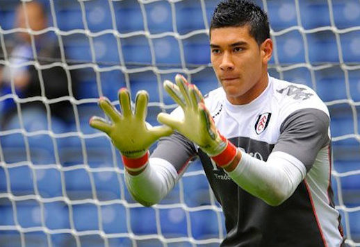 Philippines welcome back goalkeeper Neil Etheridge for Asian Cup qualifier