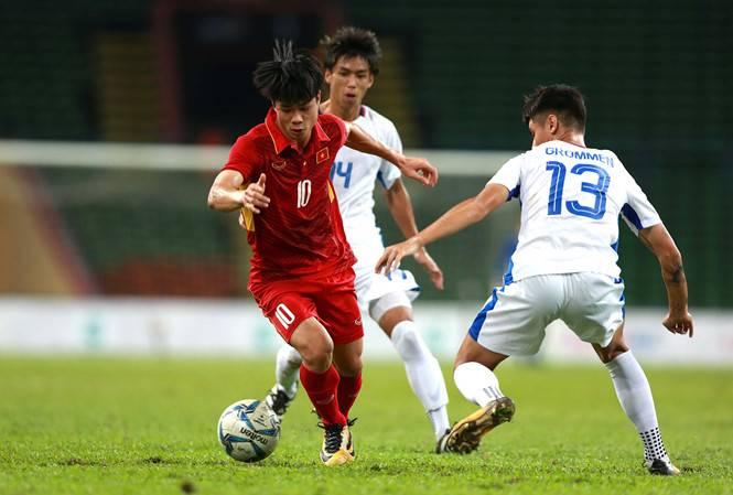 Nguyen Cong Phuong, Aung Thu, Thanabalan win joint-topscorer award at SEA Games