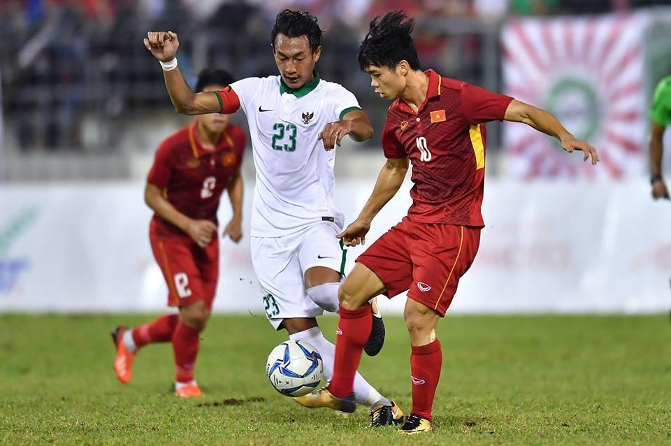 Ten-man Indonesia U-22 hold Vietnam to goalless draw