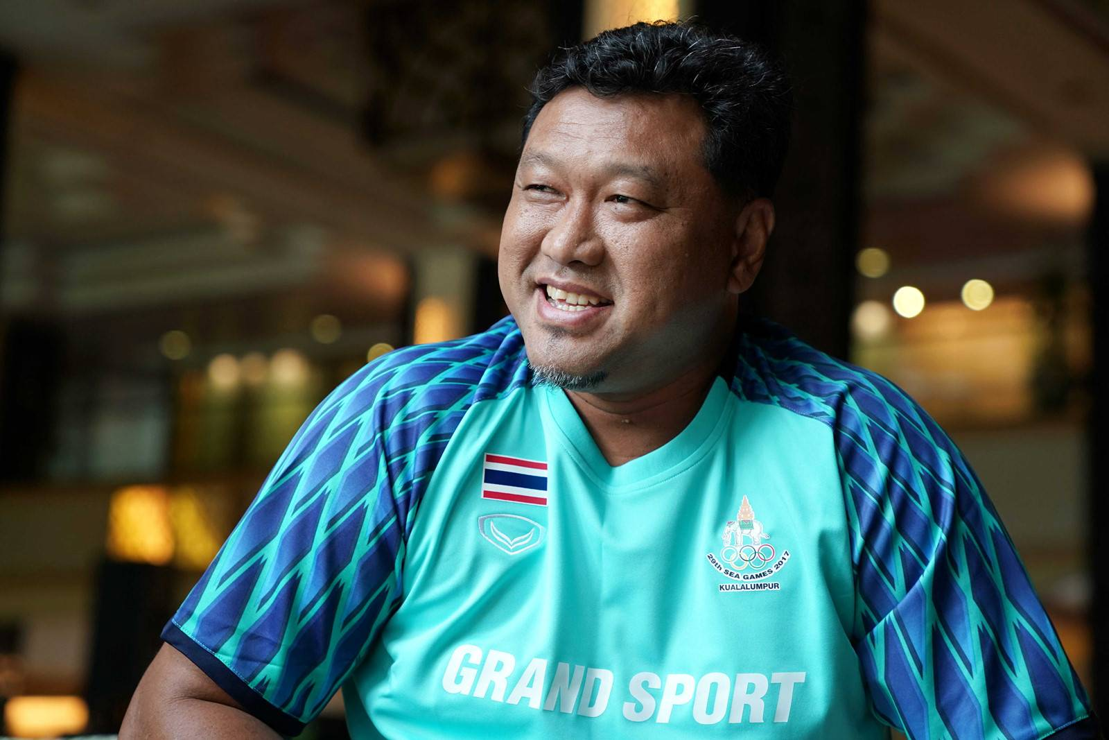 Thailand U-22 coach Worrawoot Srimaka: We proved that we are true champions