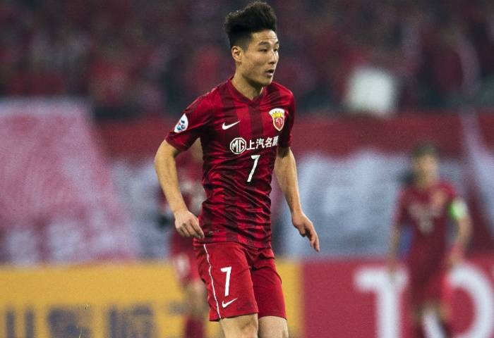Wu Lei makes shortlist for Asian Player of the Year award