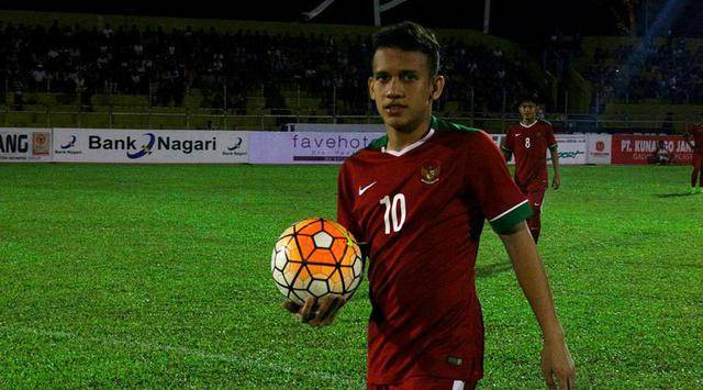 Top scorer Egy Maulana Vikri hails Indonesia U-18's team effort