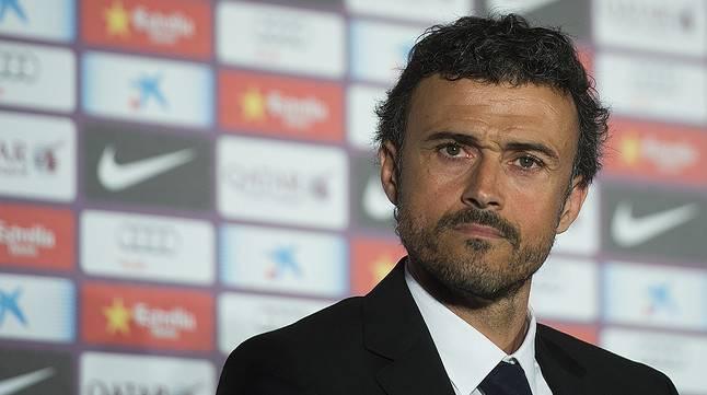 Shanghai Shenhua deny approach for ex-Barcelona boss Luis Enrique