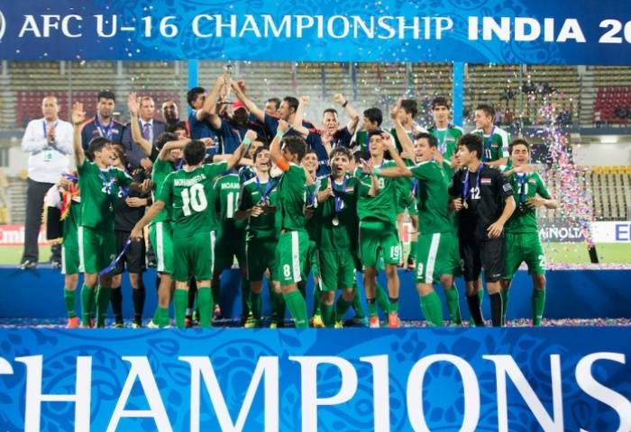 2018 AFC U-16 Championship qualification kicks off on Saturday