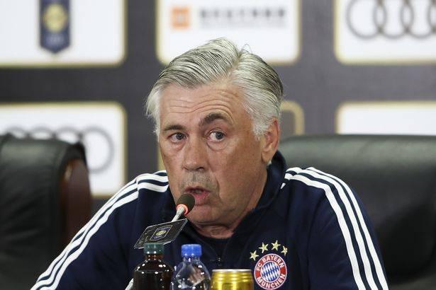 Carlo Ancelotti set to replace Luiz Felipe Scolari as Guangzhou Evergrande manager