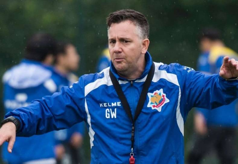 Gary White appointed as Chinese Taipei head coach