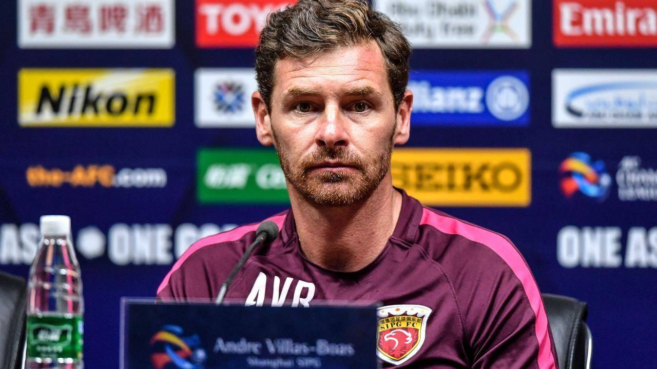 Andre Villas-Boas investigated by AFC for accusations against Guangzhou Evergrande