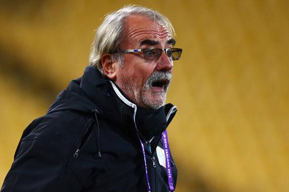 Gerd Zeise interested in coaching Vietnam national team